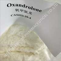 Oxandrolone Raw Powder