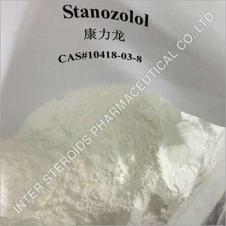 Stanozolol Winstrol Powder