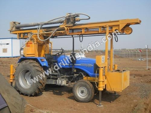 Tractor Mounted DTH Rig