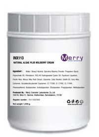 NATURAL ALGAE PLUS MULBERRY CREAM