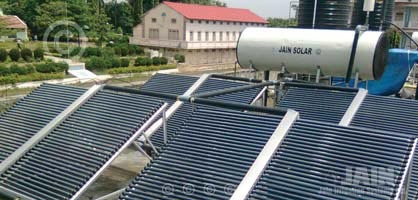 Household Solar Water Heater