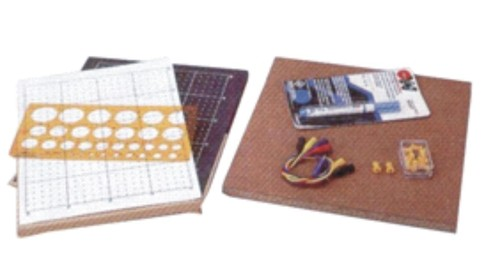 DRY-FORM ELECTRIC FIELD MAPPING KIT