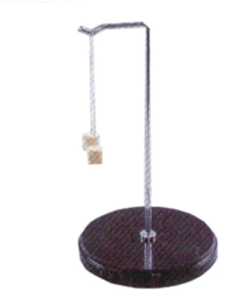 PITH BALL ELECTROSCOPE ON STAND