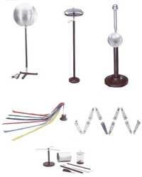ACCESSORIES FOR VAN DE GRAFF GENERATOR