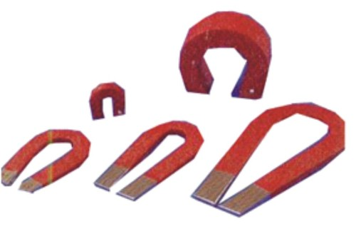 HORSESHOE MAGNETS, STEEL
