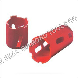 Laser Welded Diamond Core Drill Bits