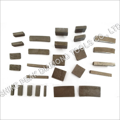 Diamond Cutting Segments