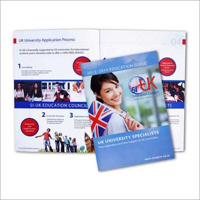 Brochure Cover Printing