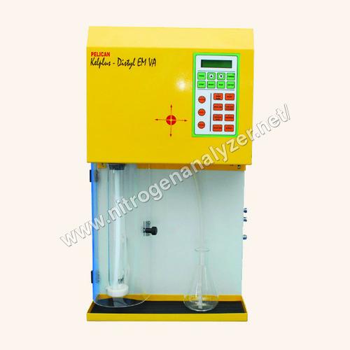 Nitrogen Distillation Apparatus