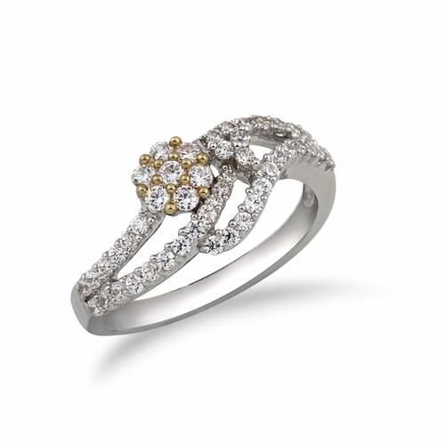 Envious Look Diamond Ring