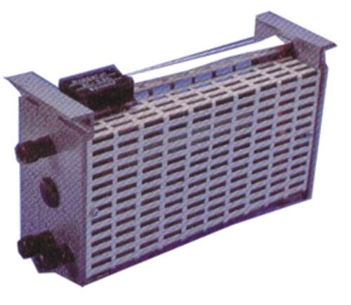 RHEOSTAT WITH PERFORATED COVER