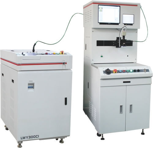 Fiber Transmitting Laser Welding Machine