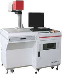 CNC Controlled Spot Laser Welding Structure