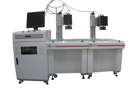 Dual-Galvo Laser Welding Structure