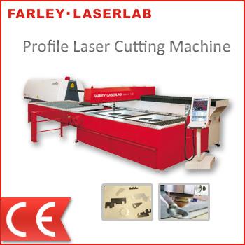 PROFILE Serial CNC Laser Cutting Machine-  3015