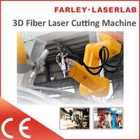 3D Fiber Laser Cutting Machine