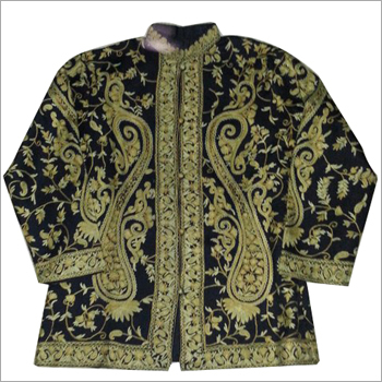 Woolen Embroidered Jackets