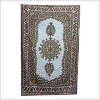 handmade chainstitch rug sheeba