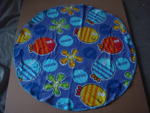 flip flop beach towels