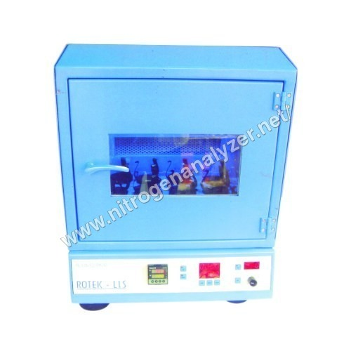 Laboratory Incubator Shaker Variable Rpm