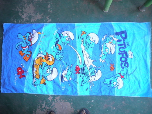 frog beach towels