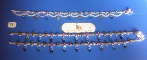 silver payal manufacturer