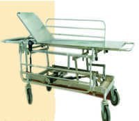 EMERGENCY TROLLEY HI-LOW ELECTRIC/REMOTE OPERATED