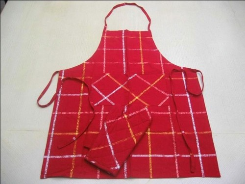 Red aprons