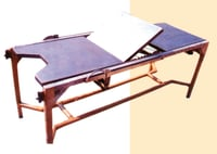 LABOUR TABLE CUM BIRTHING BED (S.S. TOP)