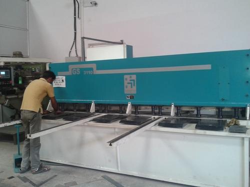 Sheet Cutting Shearing Machine Job Work