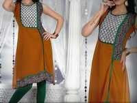 Embroidered Kurtis‎