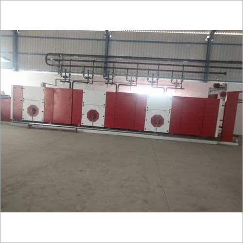 Dryer  For Rotary  Screen Printing Machine