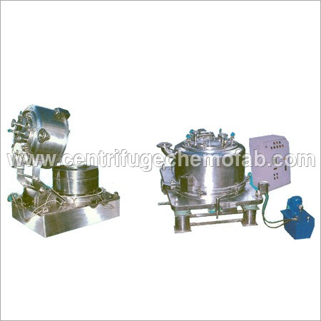 Industrial Centrifuges