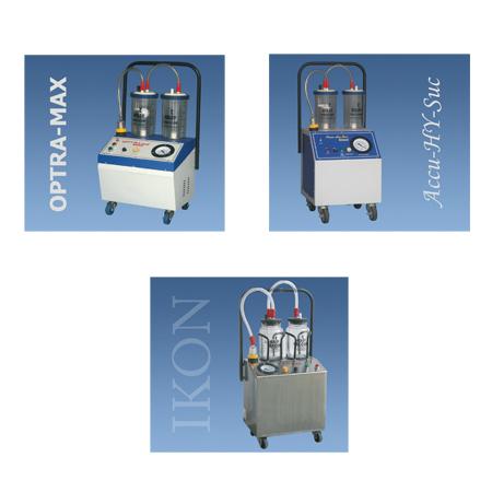 Hospital Suction Units