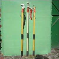 Fiberglass Earth Discharge Rods