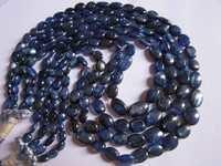 Kyanite beaded neckalce