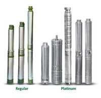 V4 Borewell Submersible Pumps (Water Filled) 100mm