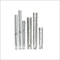 V6 Stainless Steel Borewell Submersible Pump Set (Water Filled)