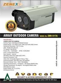 Array IR LED Bullet Camera