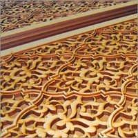 Laser Wood Carving
