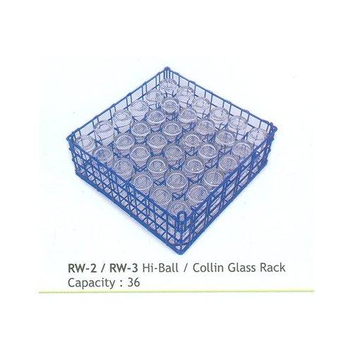 Collin Glass Wire Raks