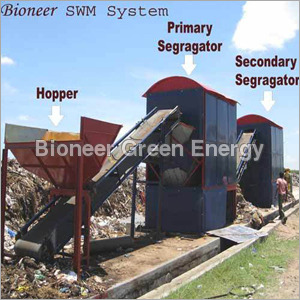Waste Transport Compactor