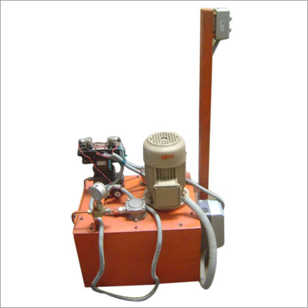 Heavy Hydraulic Power Pack