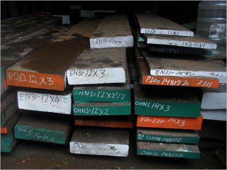 Alloy Steel Forged Flat