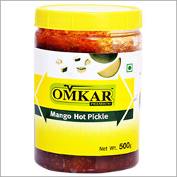 Omkar Hot Mango Pickle