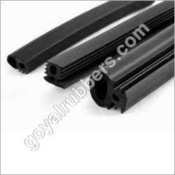 Glass Run Rubber Channel