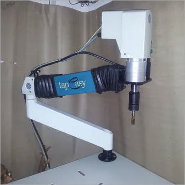 Articulated Arm Tapping Machine