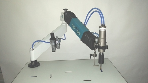 Semi Automatic Pneumatic Tapping Machine
