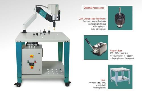Pneumatic Tapping Machine with Table