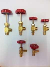 Brass F Type Valves